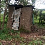 The Water Project: Ejinja Community -  Latrine