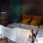 The Water Project: Sharambatsa Community A -  Inside Esthers Home