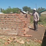 The Water Project: Shibale Primary School -  Latrine Construction