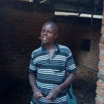 The Water Project: Shikoti Community, Amboka Spring -  Mr Jerad Shiundu