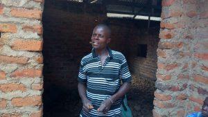 The Water Project:  Mr Jerad Shiundu