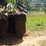 The Water Project: Bukhunyilu Community -  Latrine