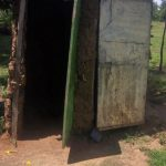 The Water Project: Musango Community C -  Latrine
