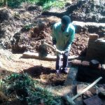 The Water Project: Irenji Community -  Spring Construction