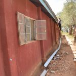 The Water Project: Kyanzasu Primary School -  Tank Construction