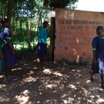 The Water Project: Shitsava Primary School -  Latrines