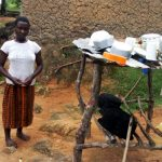 The Water Project: Ejinja Community -  Dish Rack