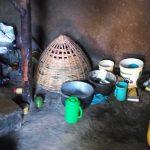 The Water Project: Sharambatsa Community A -  Inside Kitchen
