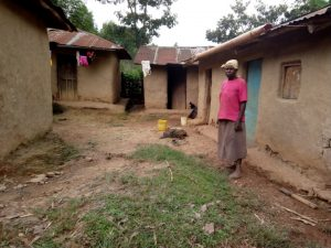 The Water Project:  Truphose At Her Home
