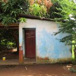 The Water Project: Sankoya Community, Prophecy Primary School -  Staff Latrine