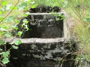 The Water Project:  Unfinished Latrines