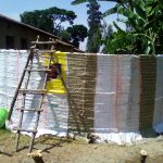 The Water Project: Mudete Primary School -  Tank Construction