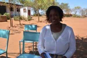 The Water Project:  Principal Anastacia Musau