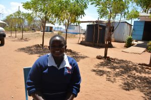 The Water Project:  Carolyn Nyambura