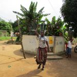 The Water Project: Kasongha Community, 3A Nahim Drive -  Carrying Water