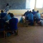 The Water Project: Eshisenye Girls Secondary School -  In Class