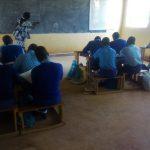 The Water Project: Eshisenye Girls' Secondary School -  In Class