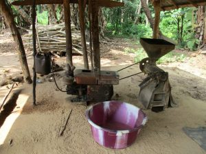 The Water Project:  Rice Mill