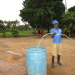The Water Project: Rosint Community, 16 Gilbert Street -  Yield Test