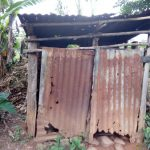 The Water Project: Itukhula Community, Lipala Spring -  Latrine