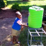 The Water Project: Mudete Primary School -  Hand Washing Stations