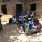 The Water Project: Shikoti Community, Amboka Spring -  Training