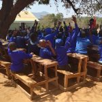 The Water Project: Kyanzasu Primary School -  Training