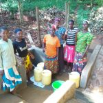 The Water Project: Irenji Community, Shianda Spring -  Clean Water
