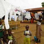 The Water Project: Kasongha Community, 3A Nahim Drive -  Clothesline