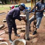 The Water Project: Tardie Community -  Hand Drilling