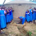 The Water Project: Maganyi Primary School -  Clean Water