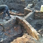 The Water Project: Shikoti Community, Amboka Spring -  Spring Construction