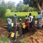 The Water Project: Shitoto Community A -  Clean Water