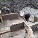 The Water Project: Shikoti Community A -  Spring Construction