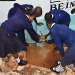The Water Project: Kyanzasu Secondary School -  Clean Water