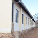 The Water Project: Kithaasyu Secondary School -  Guttering