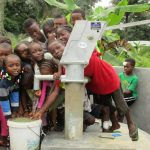 The Water Project: Rosint Community, 16 Gilbert Street -  Clean Water
