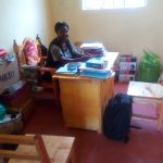 The Water Project: Eshisenye Girls Secondary School -  Principal