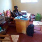 The Water Project: Eshisenye Girls' Secondary School -  Principal