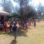 The Water Project: Emmaloba Primary School -  School Grounds