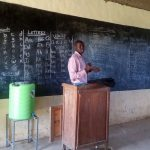 The Water Project: Maganyi Primary School -  Training