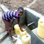 The Water Project: Shikoti Community A -  Clean Water