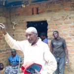 The Water Project: Shikoti Community A -  Mr Pasiliano Amboka