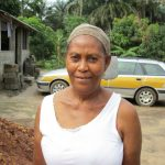 The Water Project: Rosint Community, 16 Gilbert Street -  Gloria Fakondoh