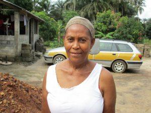 The Water Project:  Gloria Fakondoh