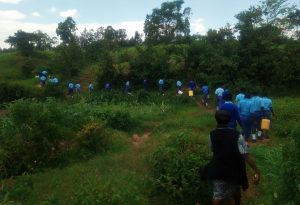 The Water Project:  Walking To The Spring