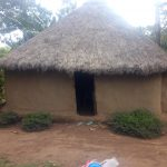 The Water Project: Mwituwa Community, Shikunyi Spring -  House
