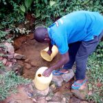The Water Project: Itukhula Community -  Fetching Water