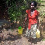 The Water Project: Musango Community C -  Miriam Mwenje