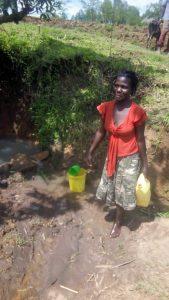 The Water Project:  Miriam Mwenje